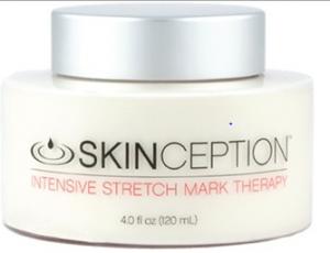 Stretch mark cream
