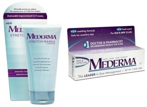 Mederma Scar and Stretch Mark Cream
